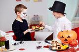 Halloween taste
