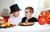 Halloween boys