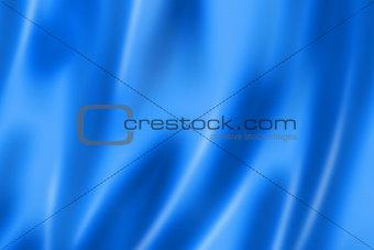 Blue satin texture