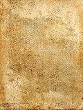 Vintage aged old paper.