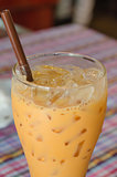 ice  milk tea