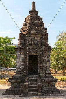Candi Lumbung buddhist temple, Indonesia