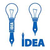 idea symbols