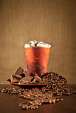 Chocolate Coffee Hot Drink