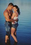 sensual young couple