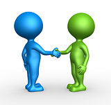 Partnership - handshake