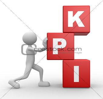 Cubes and KPI ( key performance indicator )