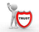 Shield. Trust