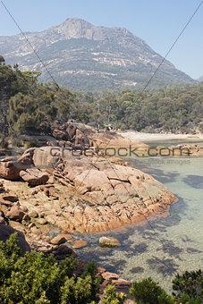 Freycinet NP, Tasmania, Australia