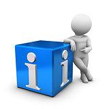 Info Box Blue