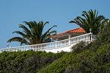 Sea coast house