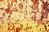 texture rusty metal and old paint
