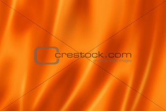 Orange satin texture