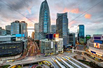 Tokyo at Shinjuku