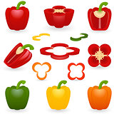 Icon Set Pepper