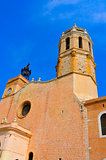 Church of Sant Bartomeu i Santa Tecla Sitges, Spain