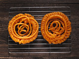indian jalebi sweets