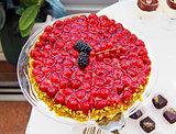 stock_Raspberry cake
