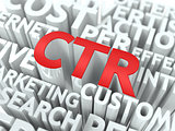 CTR. The Wordcloud Concept.