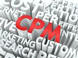 CPM. The Wordcloud Concept.