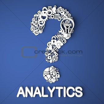 Analytics Concept.