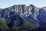 Giewont, famous peak near Zakopane