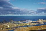 Norwegian island