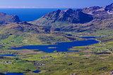 Norwegian Lofoten islands