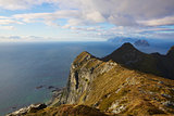 Scenic coastal cliffs