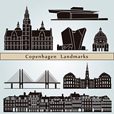 Copenhagen landmarks and monuments