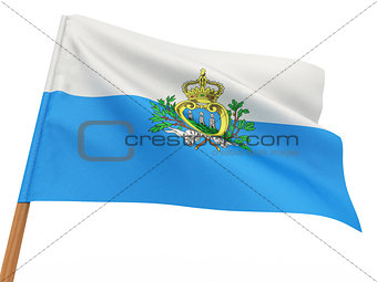 Flag of San-Marino