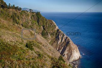 Cliffs of Big Sur