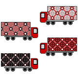Design set of trucks