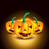 halloween pumpkin shape