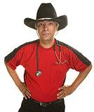 Cute Cowboy Doctor
