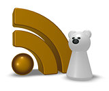 polar bear rss