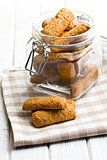 wholemeal cookies