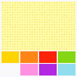Seamless Colored Paper Textures