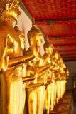 Statue in Wat Po