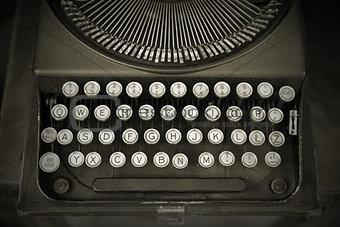 Old type machine