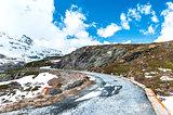 Simplon Pass, Italy