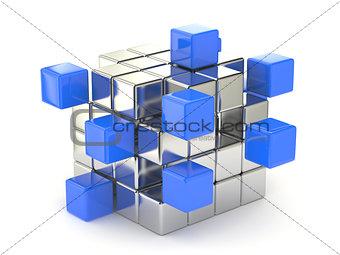 Business concept box