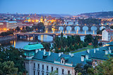 City of Prague.