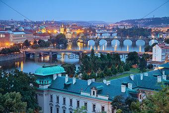 City of Prague.