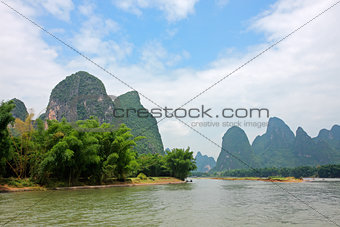 Li-river - China