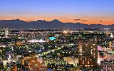 Ebisu, Tokyo Cityscape