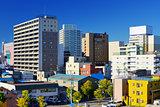 Downtown Aomori, Japan