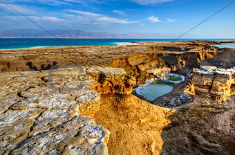 Sinkholes in Israel