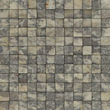 mosaic tile speckled beige gray wall floor
