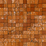 grunge tile mosaic wall floor orange